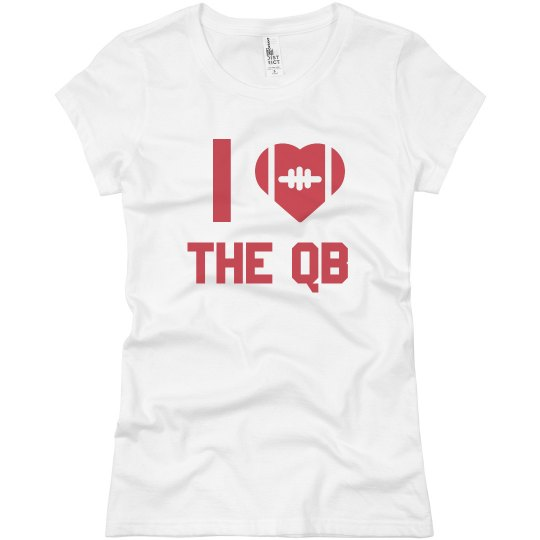 I Heart the Quarterback