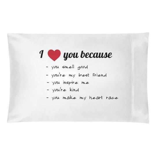 I Heart You Because