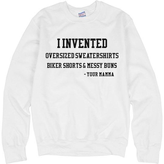 I invented