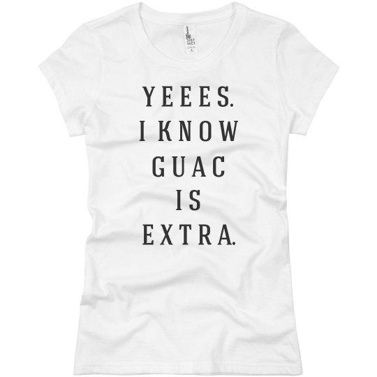 I Know Guacamole