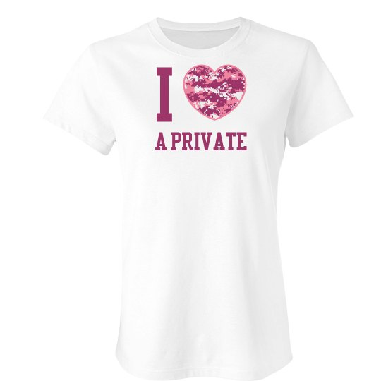 I Love a Private