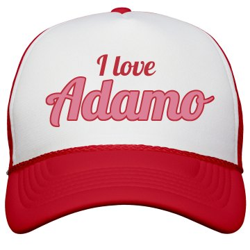 I love Adamo