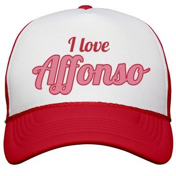 I love Affonso