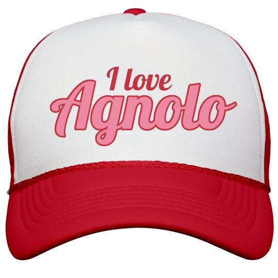 I love Agnolo