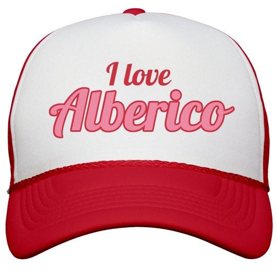I love Alberico