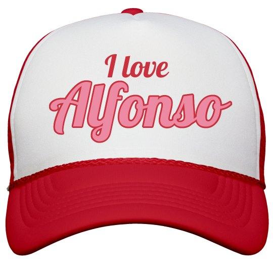 I love Alfonso