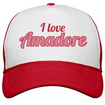 I love Amadore