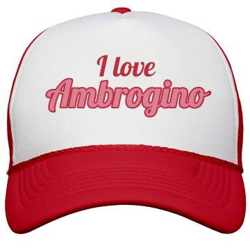 I love Ambrogino
