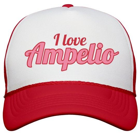 I love Ampelio