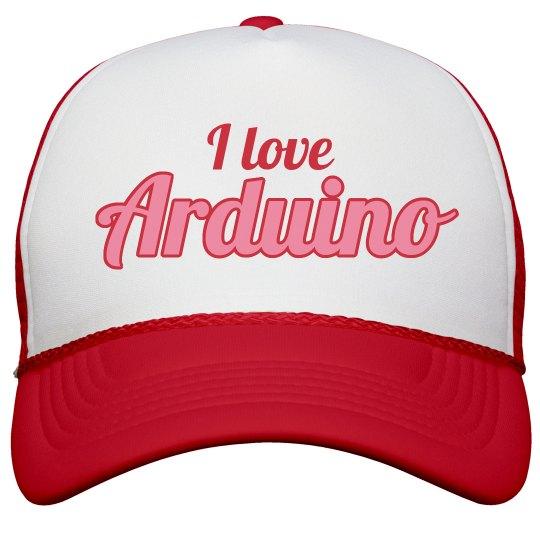 I love Arduino