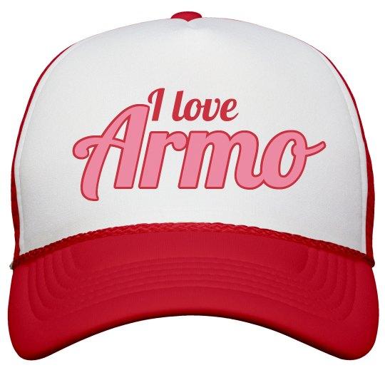 I love Armo