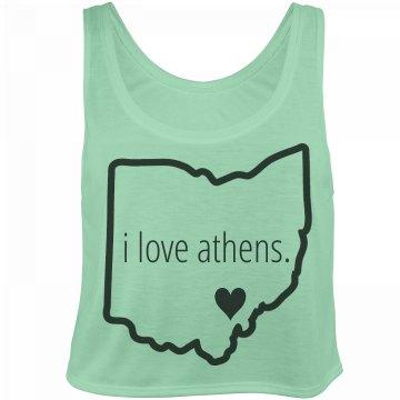 I Love Athens