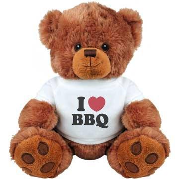 I Love BBQ Pork
