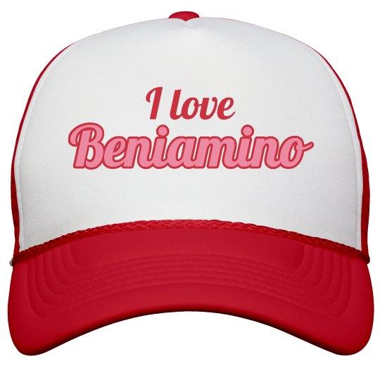 I love Beniamino