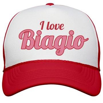 I love Biagio