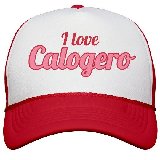I love Calogero