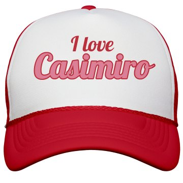 I love Casimiro