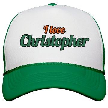 I love Christopher