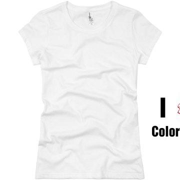 I Love Color Guard