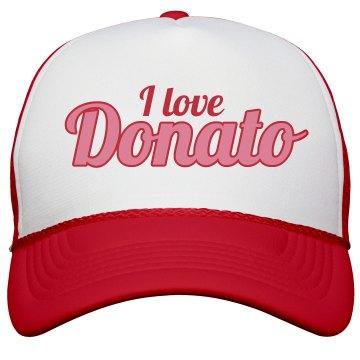 I love Donato