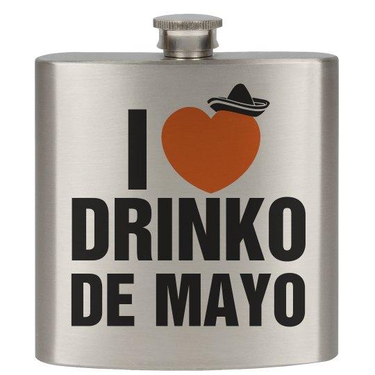 I Love Drinko de Mayo