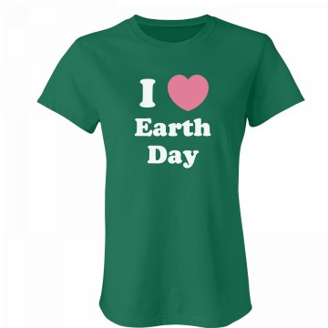 I Love Earth Day