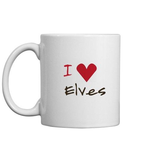I love elves
