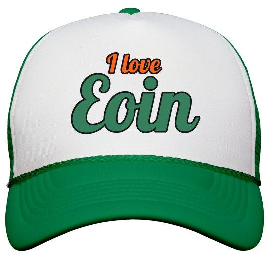 I love Eoin