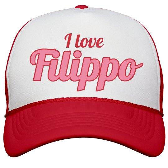 I love Filippo