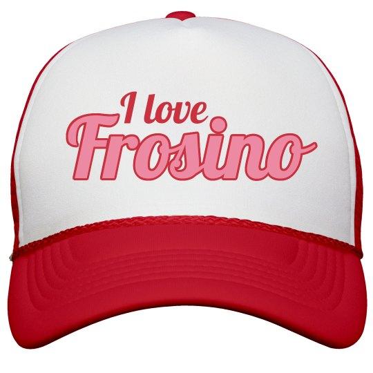 I love Frosino