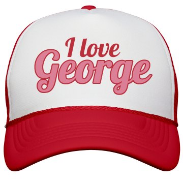 I love George