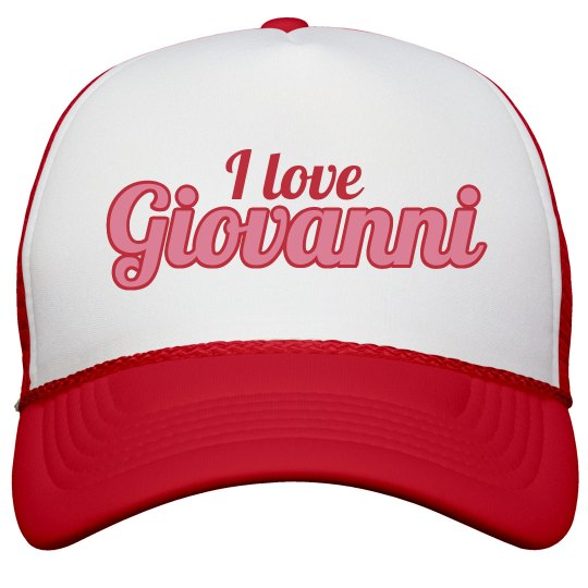 I love Giovanni