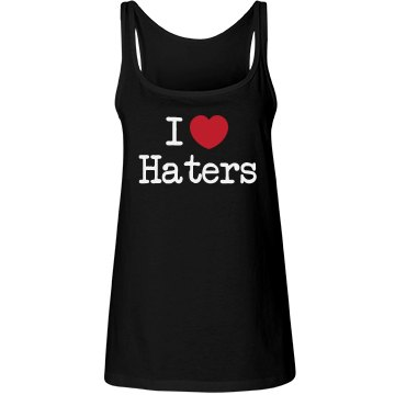 I Love Haters Juniors