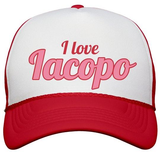 I love Iacopo