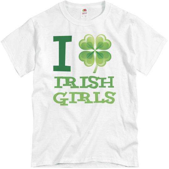 I Love Irish Girls