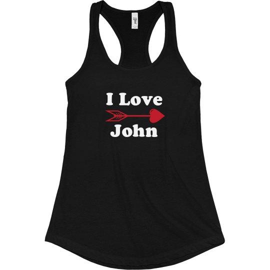 I Love John