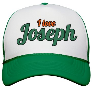 I love Joseph