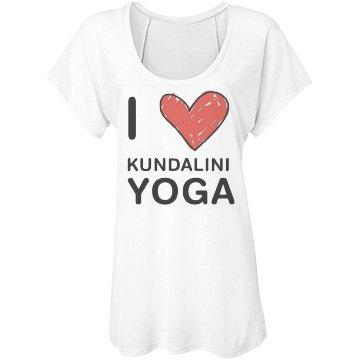 I love Kundalini