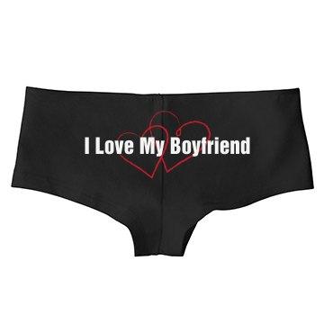 I Love My BF Undies