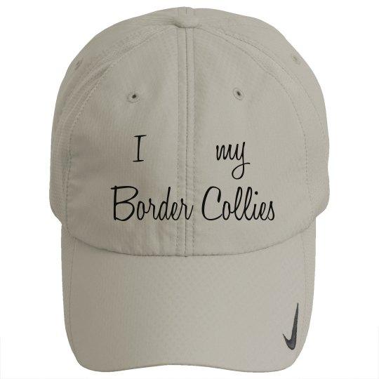 I love my Border Collies