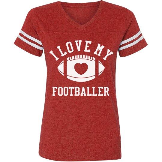 I Love My Footballer