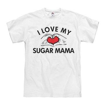 I love my sugar mama