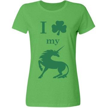 I love my Unicorn