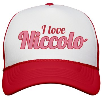 I love Niccolo