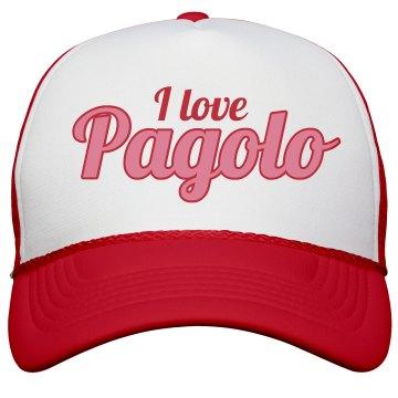 I love Pagolo