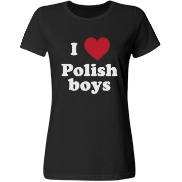 I love Polish boys!