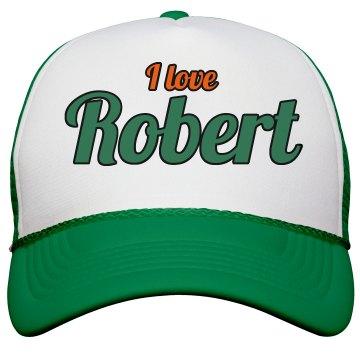 I love Robert