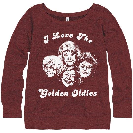 I Love The Golden Oldies