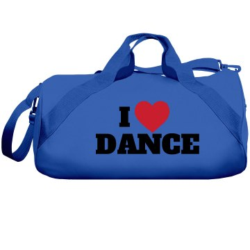 I love to dance!