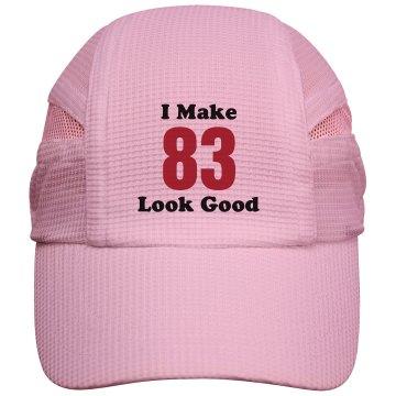 I make 83 look good
